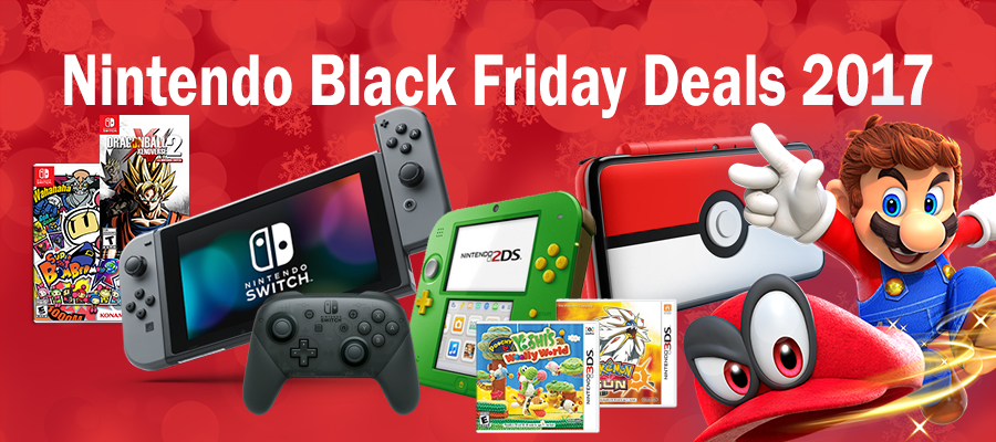 Nintendo Black Friday Deals 2017 Utah Nintendo Community